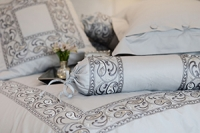 High Quality Bedding in Unique Embroidered Designs